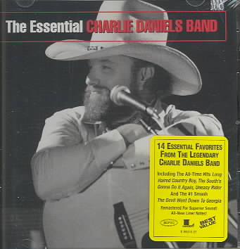 ESSENTIAL BY DANIELS,CHARLIE (CD)